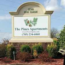 Rental info for The Pines Apartments
