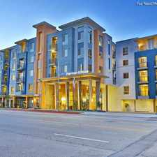 Rental info for IMT Sherman Village in the Los Angeles area