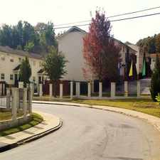 Rental info for Manor III in the Atlanta area
