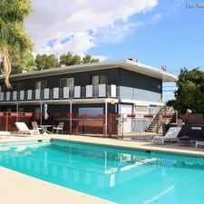 Rental info for American Village Apartments in the Tucson area