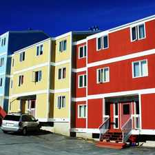 Rental info for Bison Estates - 3 Bedroom Apartment for Rent in the Yellowknife area