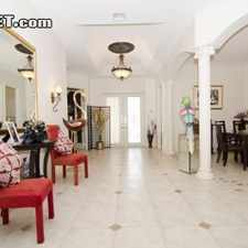 Rental info for Three Bedroom In Delray Beach in the High Point of Delray area