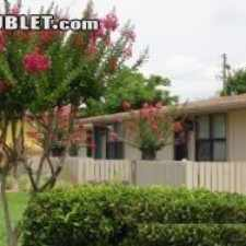 Rental info for One Bedroom In Sumter County