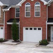 Rental info for Two Bedroom In Cherokee County