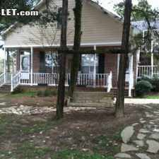 Rental info for One Bedroom In Oktibbeha (Starkville)