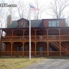 Rental info for Four Bedroom In Page County