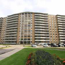 Rental info for Camelot Towers - 981 Main Street West, Hamilton