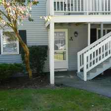 Rental info for Beautiful location! Great 1 bedroom available September 15th! Washer/Dryer in unit!