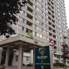 Rental info for 53 Thorncliffe Park Drive in the Toronto area