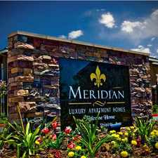 Rental info for Meridian Luxury Apartment Homes
