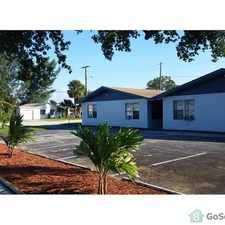 Rental info for ELECTRIC & WATER INCLUDED! NO DEPOSIT! SPACIOUS 2 BEDROOM 1 BATH APARTMENT WITH TILE THROUGHOUT. VIDEO SURVEILLANCE ON OUTSIDE OF BUILDING! MOVE IN WITH $0! FPL & WATER INCLUDED! CALL SONNY 561*283*0554! VISIT WWW.RIVIERABEACH.NET FOR MORE INFO! in the Riviera Beach area