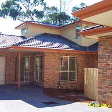 Rental info for Modern Townhouse in the Melbourne area