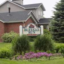 Rental info for Buffalo Run Apartments