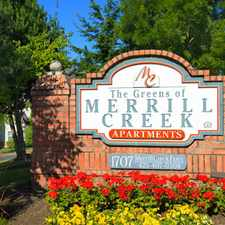 Rental info for Greens of Merrill Creek Apartments