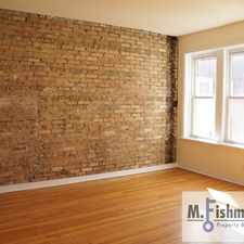 Rental info for 3046 West Wellington Avenue #2 in the Logan Square area