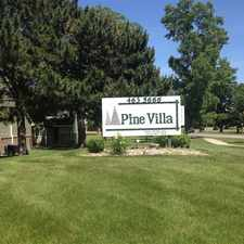 Rental info for Pine Villa Apartments