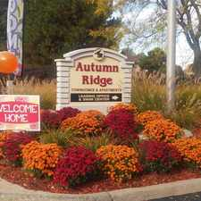 Rental info for Autumn RidgeTownhomes and Apartments