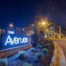 Rental info for The Avenues