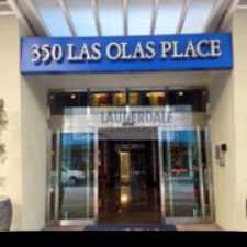 Rental info for 350 Las Olas Way in the Fort Lauderdale area