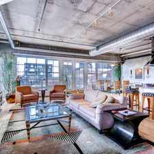 Rental info for Prime LoDo Palace Loft w/2 Garage Parking Spaces in the Auraria area