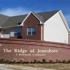 Rental info for Ridge at Jonesboro