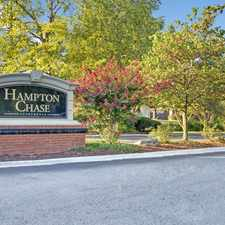 Rental info for Hampton Chase Apartments in the Nashville-Davidson area