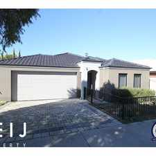 Rental info for 5 BEDROOMS in the Perth area