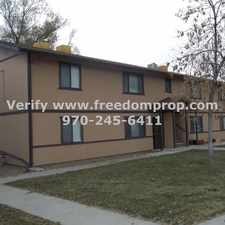 Rental info for Well Maintained 2 bedroom 1 bath apartment