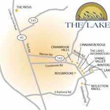 Rental info for The Lakes Apartment Information Center