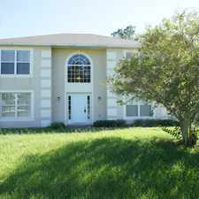 Rental info for 13438 Coronado Drive in the Spring Hill area