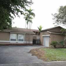 Rental info for 3944 NW 2nd Ct