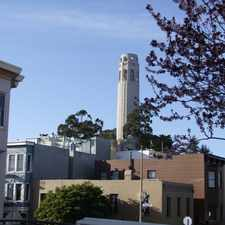 Rental info for 2 Genoa Pl #8 in the Telegraph Hill area