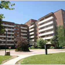 Rental info for Glen Park Apartments in the Toronto area