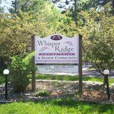 Rental info for Whisper Ridge Apartments