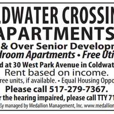 Rental info for Coldwater Crossings