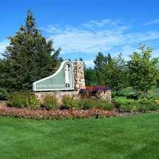 Rental info for Arbors of Traverse