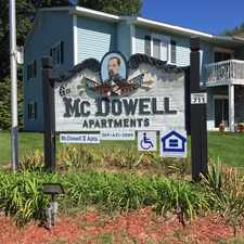 Rental info for McDowell 2 Senior Apartments
