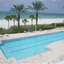 Rental info for Rossi & Company Exclusive Rentals in the Sarasota area