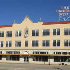 Rental info for Chickasha Hotel Apartments