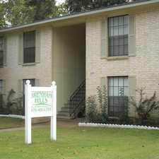 Rental info for Brenham Hills Apartments