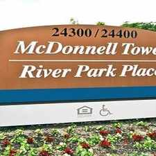 Rental info for River Park Place Apartments in the Southfield area
