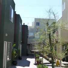 Rental info for Roscoe Townhomes in the Winnetka area
