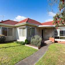 Rental info for Central 3 bedroom home