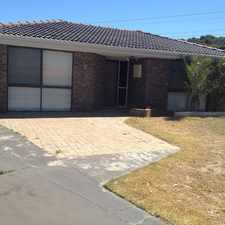 Rental info for Below Ground Swimming Pool!! in the Tarcoola Beach area