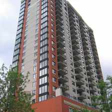 Rental info for The Century, 2 bdrm, 8th flr, 840 sq.ft. condo, a/c, storage, downtown/LRT & U of A access in the Downtown area