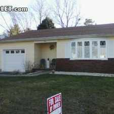 Rental info for $1100 2 bedroom House in Toms River