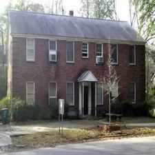 Rental info for 101 South Harden St in the Columbia area