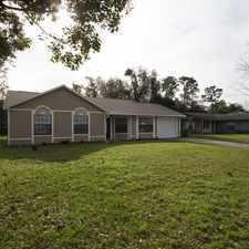 Rental info for 3111 Hallow Dr