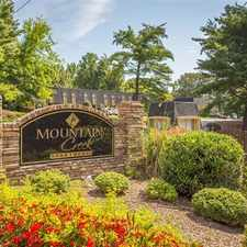 Rental info for Mountain Creek Apartments