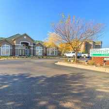 Rental info for University Plains in the Ames area